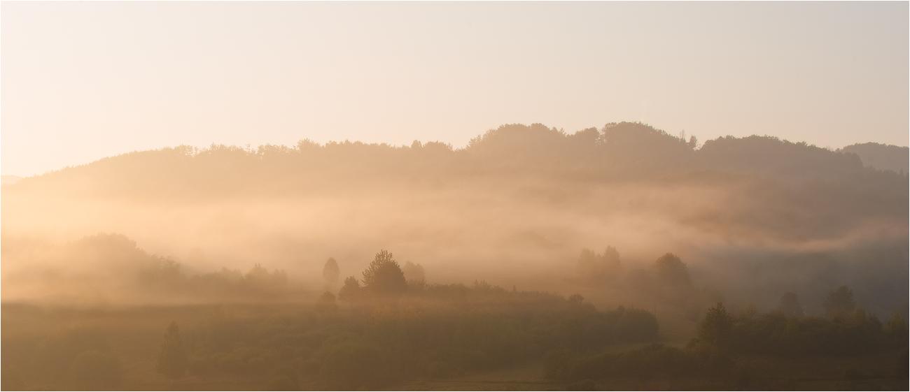 Альпы горы туман облака
